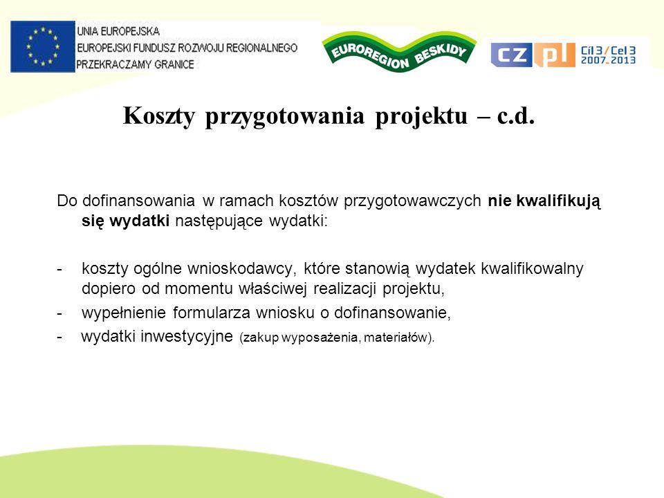 Podstawowe zasady w zakresie sprawdzania kwalifikowalności wydatków: - wydatki muszą być zgodne ze wspólnotowymi i polskimi przepisami prawa oraz z dokumentami programowymi, -wydatki muszą być współmierne (muszą odpowiadać cenom zwyczajowym w miejscu i czasie), niezbędne i poniesione zgodnie z zasadą gospodarności, celowości i efektywności, -wydatki muszą być identyfikowalne i możliwe do udowodnienia oraz potwierdzone dokumentami księgowymi (wydatki muszą być ostateczne oraz zaewidencjonowane w księgowości w ewidencji analitycznej projektu), -wydatki muszą być zapłacone a zapłata udokumentowana przed refinansowaniem z Funduszy UE (za wyjątkiem amortyzacji oraz wkładu niepieniężnego).