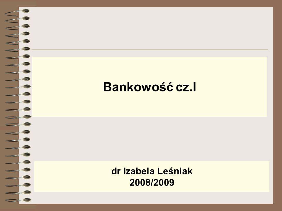 Sekurytyzacja - art.92 a Prawo bankowe Bank może przenieść jednolite rodzajowo wierzytelności na spółkę kapitałową w celu emisji przez ten podmiot papierów wartościowych, których zabezpieczenie stanowi sekurytyzowane wierzytelności Podmiot emisyjny nie może być powiązany kapitałowo lub organizacyjnie z bankiem, a przedmiotem jego działalności może być wyłącznie nabywanie wierzytelności i emisja papierów wartościowych Bank może przyjąć na siebie odpowiedzialność wobec nabywców papierów wartościowych za wykonanie zobowiązań podmiotu emisyjnego, nabyć wierzytelności, które uprzednio przeniósł na podmiot emisyjny oraz nabywać papiery wartościowe wyemitowane przez jakikolwiek podmiot emisyjny, zabezpieczonych wierzytelnościami, które uprzednio przeniósł na rzecz podmiotu emisyjnego Bank może odkupić część wierzytelności po zaspokojeniu przez podmiot emisyjny wszystkich zobowiązań z tytułu wyemitowanych papierów wartościowych oraz po zakwalifikowaniu ich do kategorii normalne.