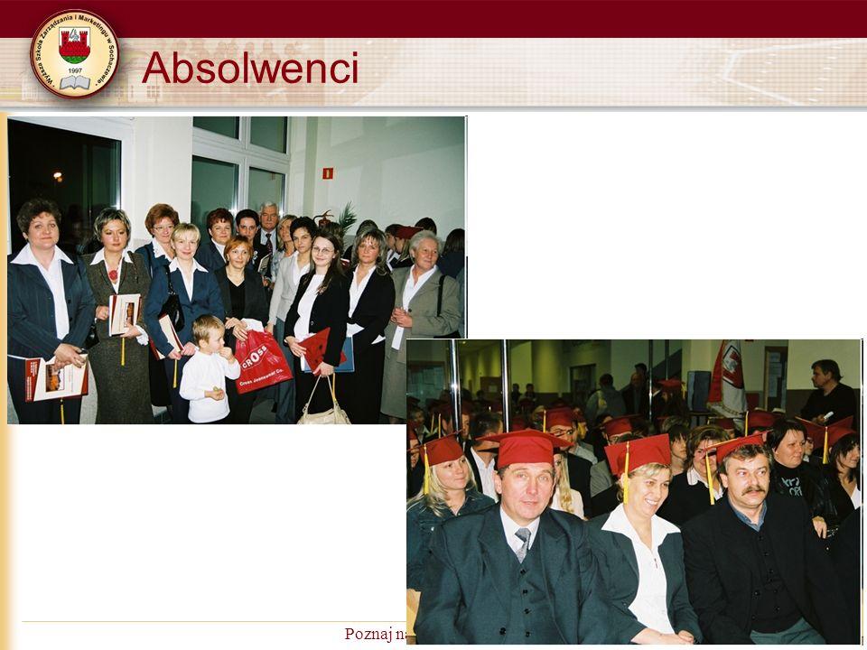slajd 21 Poznaj naszą uczelnię Absolwenci