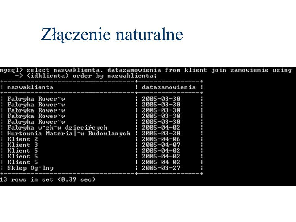 Tworzenie tabeli tymczasowej w MS SQL CREATE TABLE #tmp ( NazwaAsortymentu char(255), WartoscSlownikowa char(255), IdSlownikaCech bigint; Wymiar1 float, Wymiar2 float, wymiar3 float);