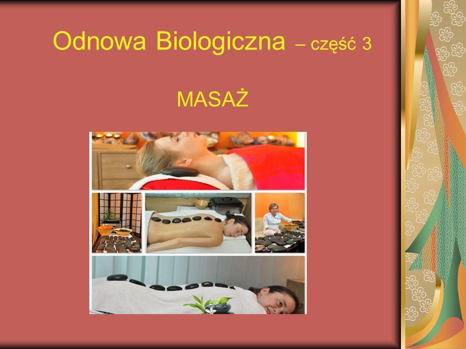 Przeciwwskazania względne Masaż można wykonać, ale należy dostosować jego metodykę, wybór okolicy masowanej, dobór technik czy chwytów masażu – do możliwości, aktualnych potrzeb czy stanu zdrowia osoby masowanej.