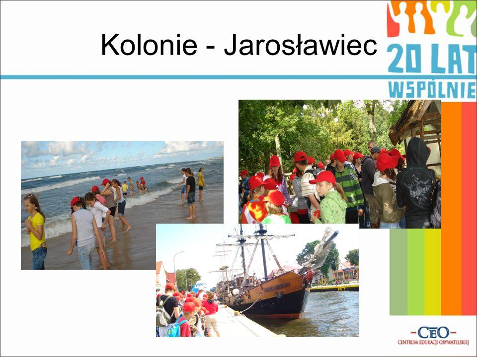 Kolonie - Jarosławiec