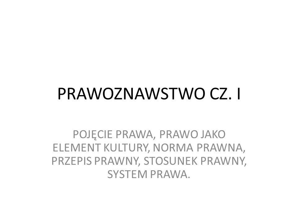 REKONSTRUKCJA NORMY PRAWNEJ- PRZYKŁAD 2 art.