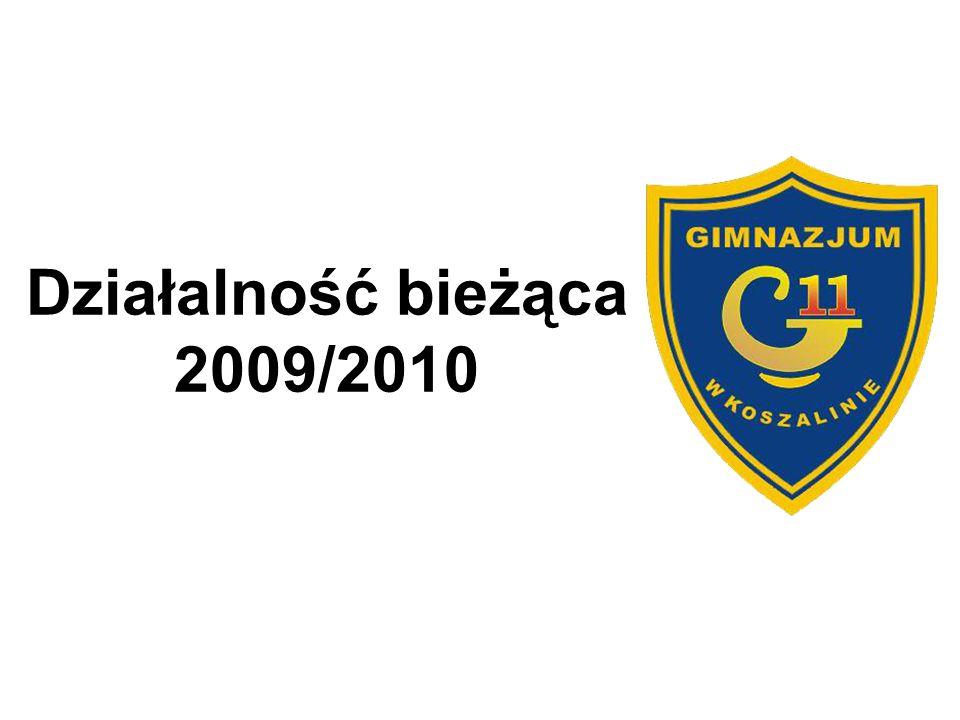 Działalność bieżąca 2009/2010