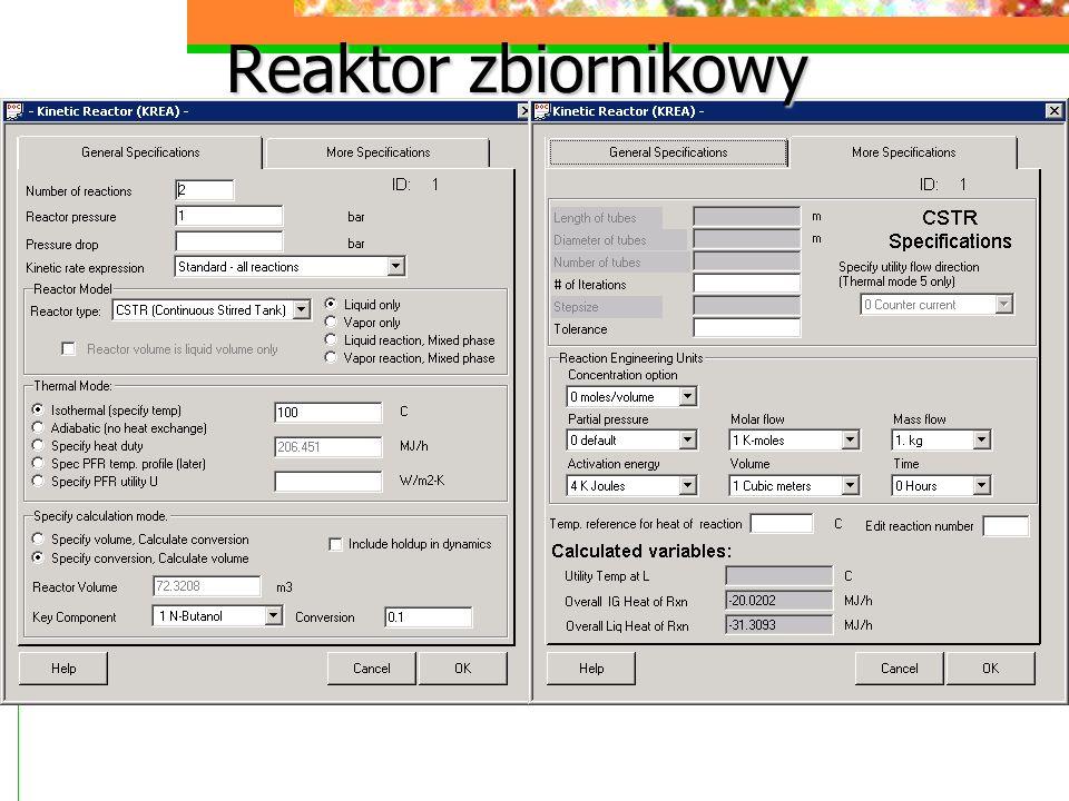 Reaktor zbiornikowy