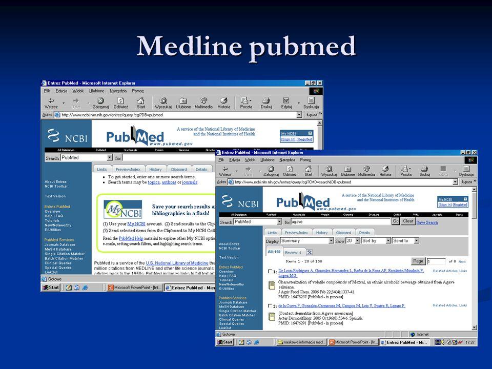 Medline pubmed