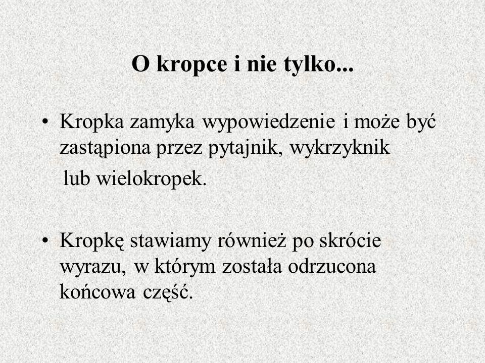 Przykłady Jan Kochanowski pisał: Co bez przyjaciół za żywot.