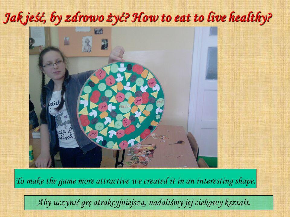 Jak jeść, by zdrowo żyć.How to eat to live healthy.