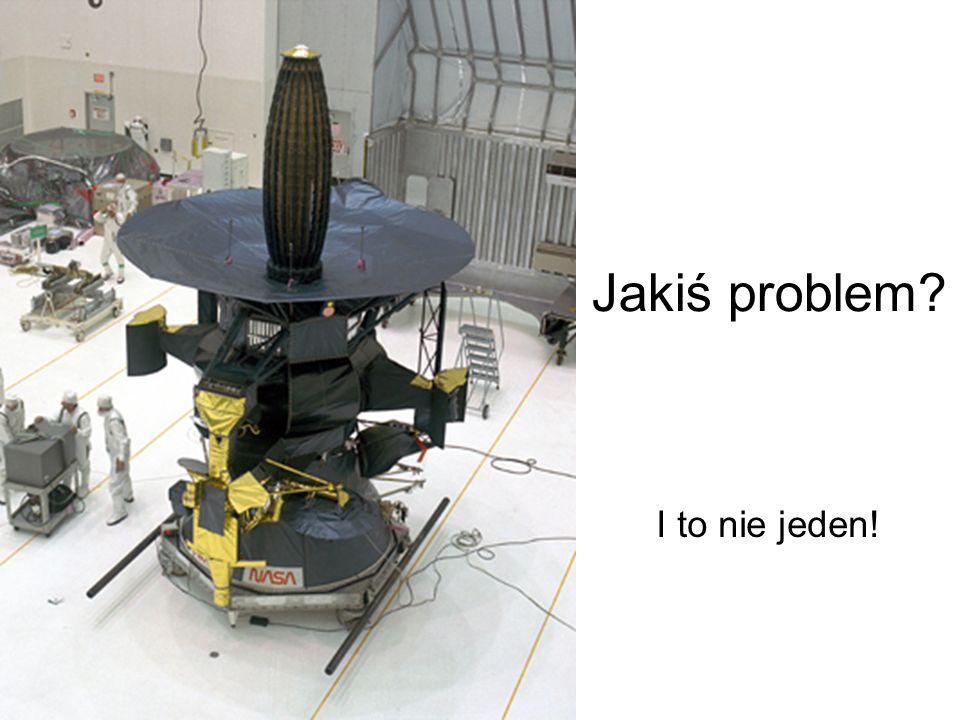Jakiś problem? I to nie jeden!