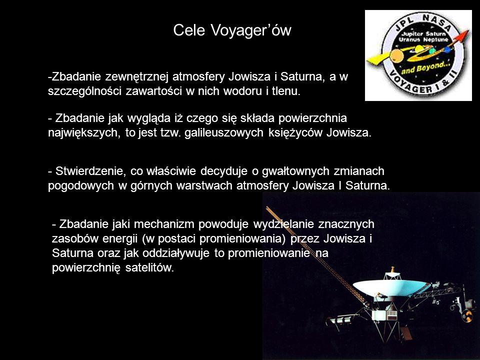 - Zbadanie jaki mechanizm powoduje wydzielanie znacznych zasobów energii (w postaci promieniowania) przez Jowisza i Saturna oraz jak oddziaływuje to p