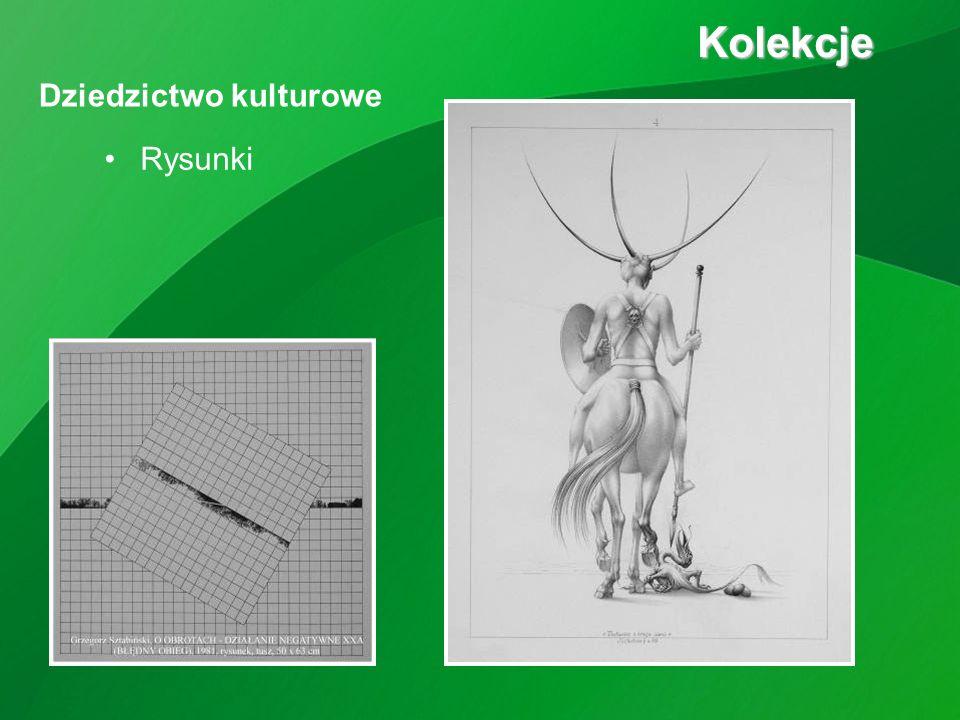 Rysunki Kolekcje Kolekcje Dziedzictwo kulturowe