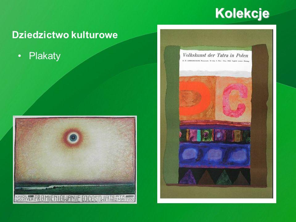 Plakaty Kolekcje Kolekcje Dziedzictwo kulturowe