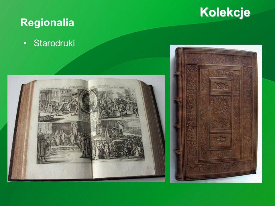 Starodruki Kolekcje Kolekcje Regionalia