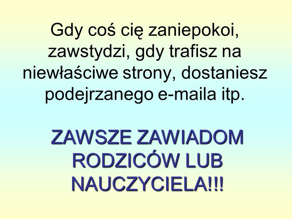 Adresy ciekawych stron www.kidprotect.pl