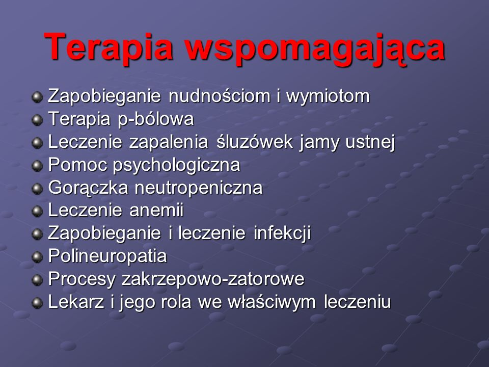Naturalne fazy choroby