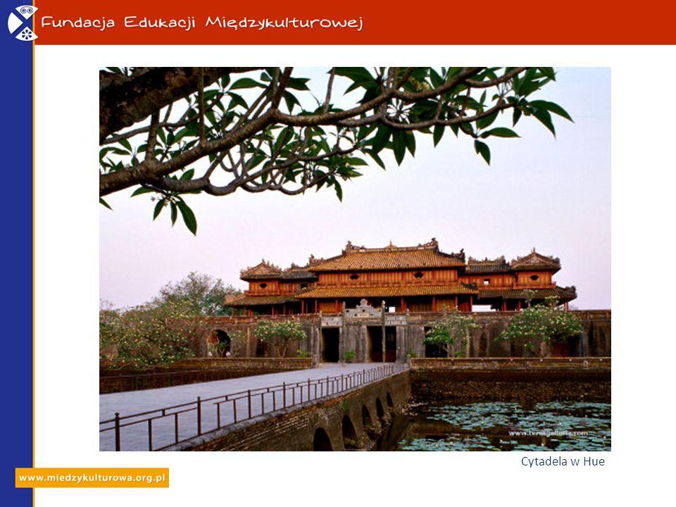 Cytadela w Hue