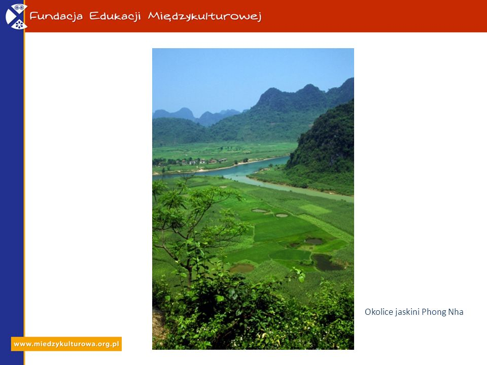 Okolice jaskini Phong Nha