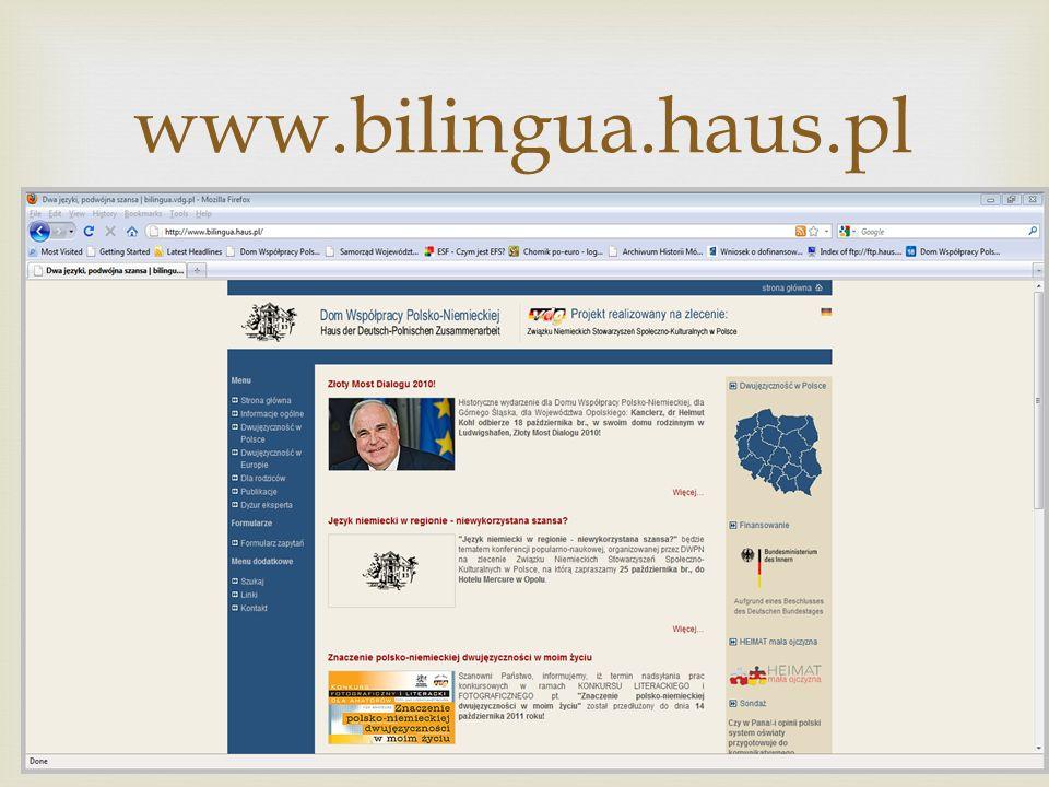 www.bilingua.haus.pl