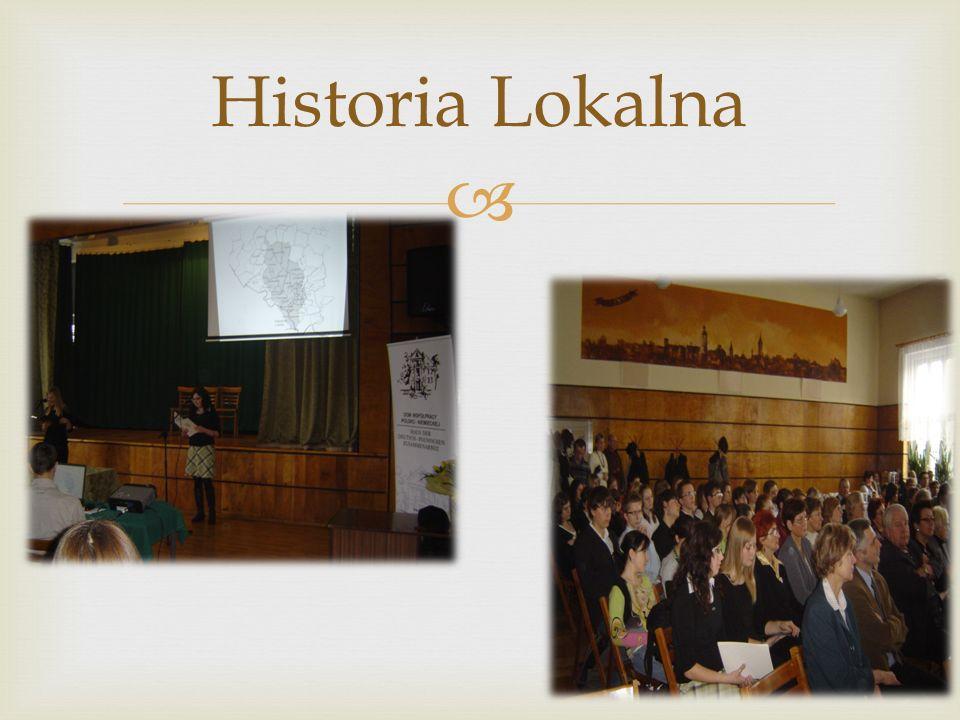 Historia Lokalna