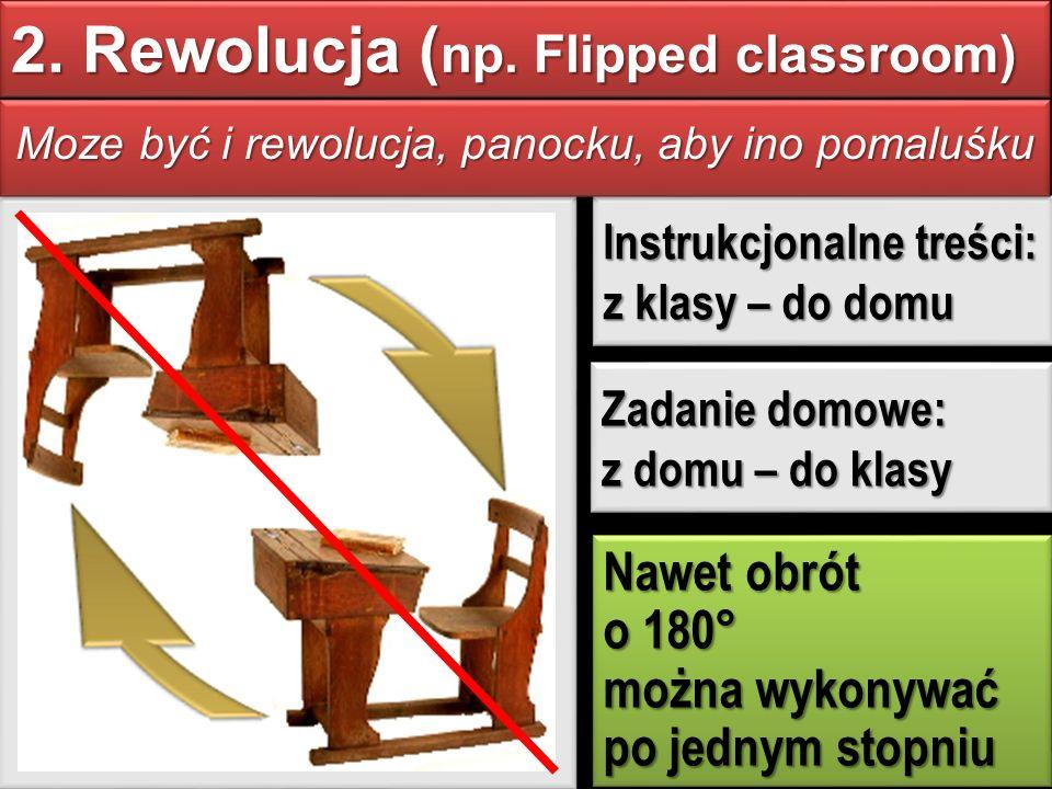 Instrukcjonalne treści: z klasy – do domu Instrukcjonalne treści: z klasy – do domu 2.
