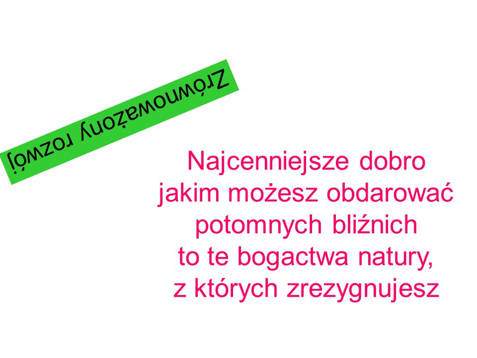 Przykłady celów 1.