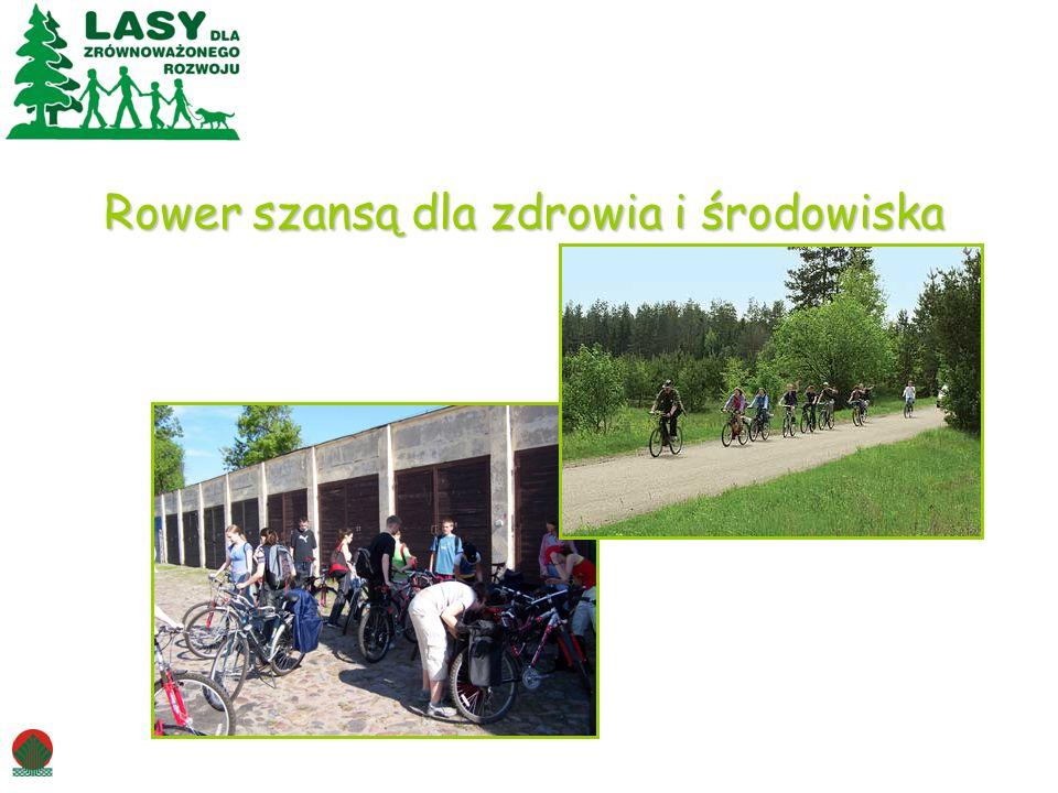 Rower szansą dla zdrowia i środowiska