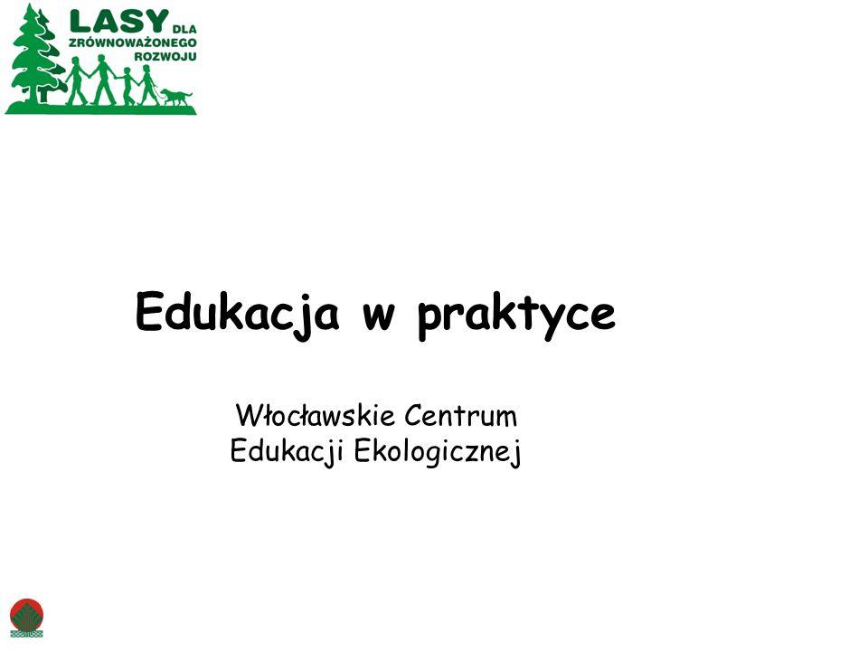 Edukacja w praktyce Włocławskie Centrum Edukacji Ekologicznej