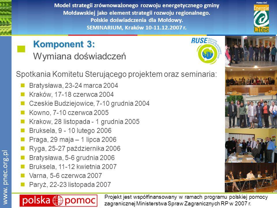 www.pnec.org.pl Polska Sieć www.