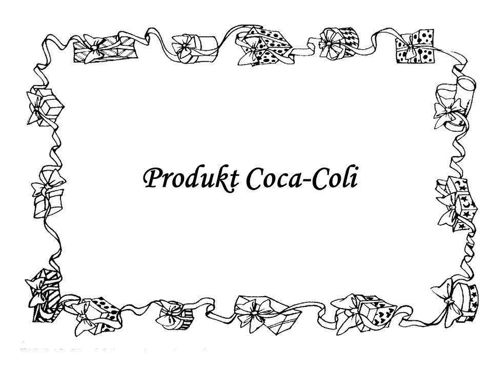Produkt Coca-Coli