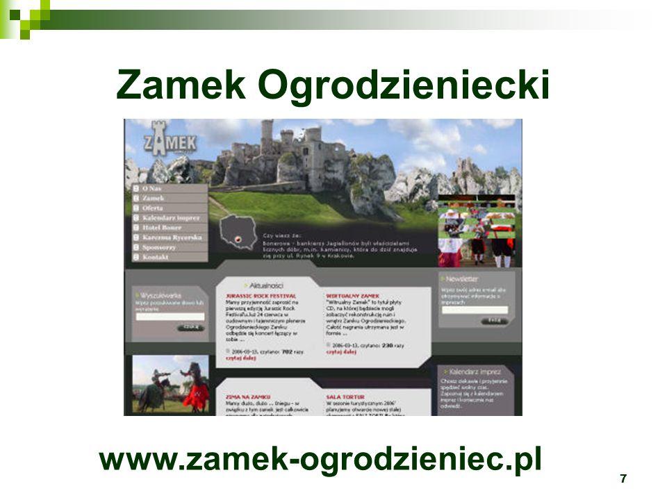 Etykieta energetyczna Podobne etykiety zostały wykonane dla budynków w 11 gminach (Bielsku- Białej, Bieruniu, Cieszynie, Dzierżoniowie, Janowie, Lubaniu, Miechowie, Ogrodzieńcu, Raciechowicach, Świerzawie, i Tychach).