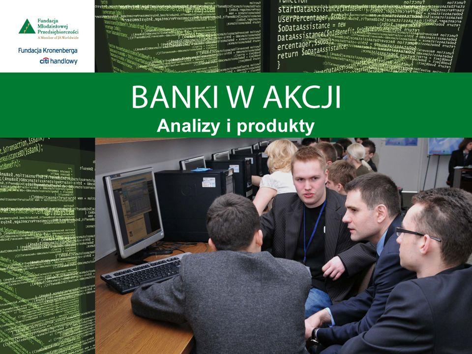 Analizy i produkty
