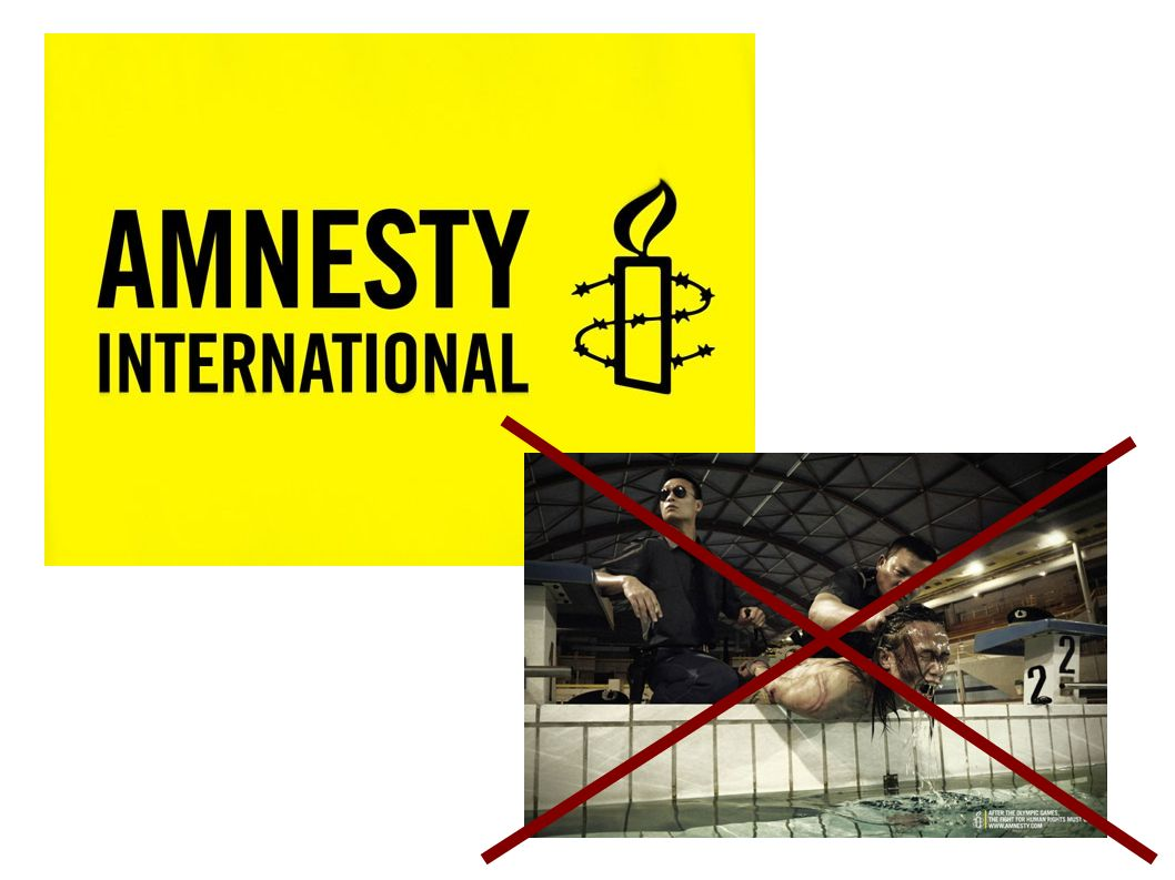 Co to jest AMNESTY INTERNATIONAL .