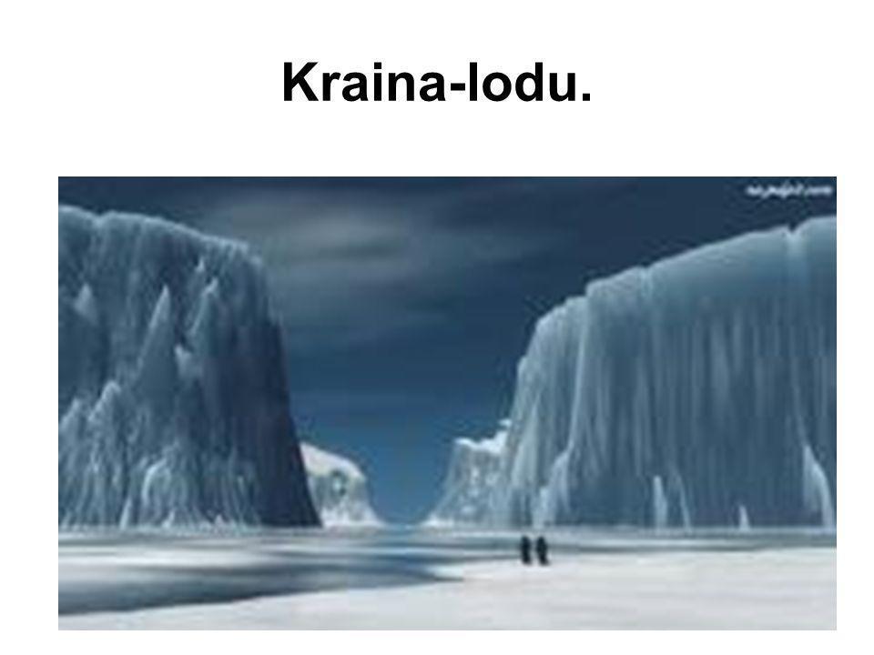 Kraina lodu.