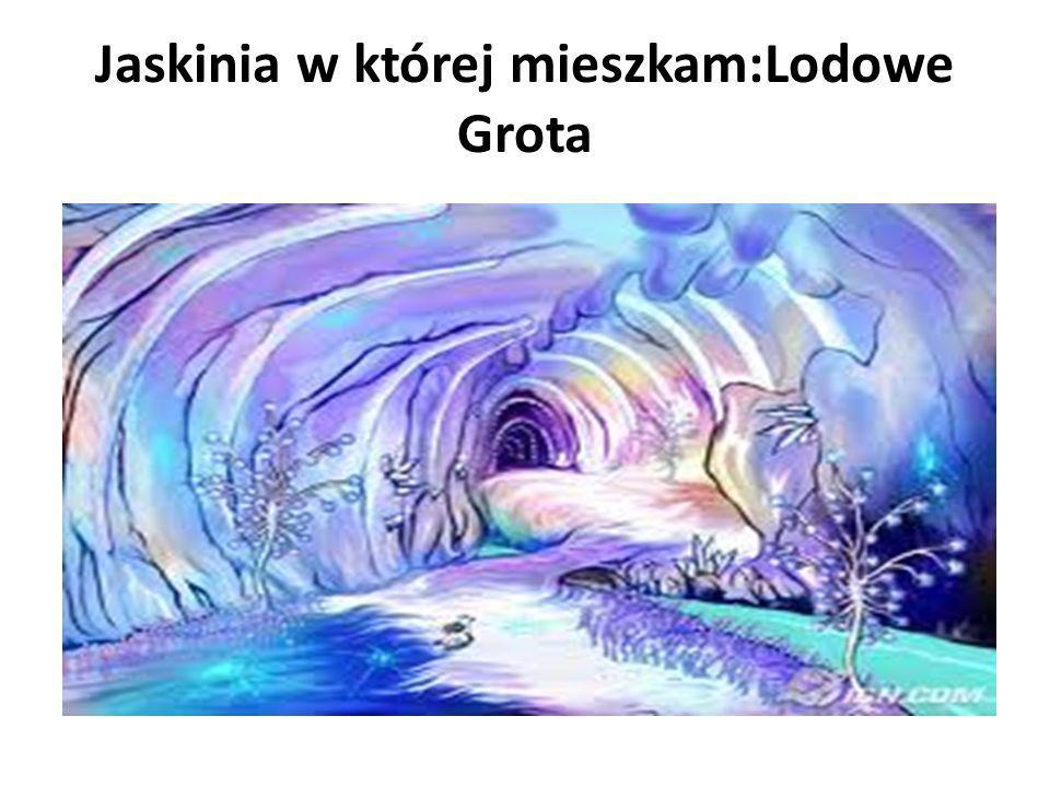 Jaskinia w której mieszkam:Lodowe Grota