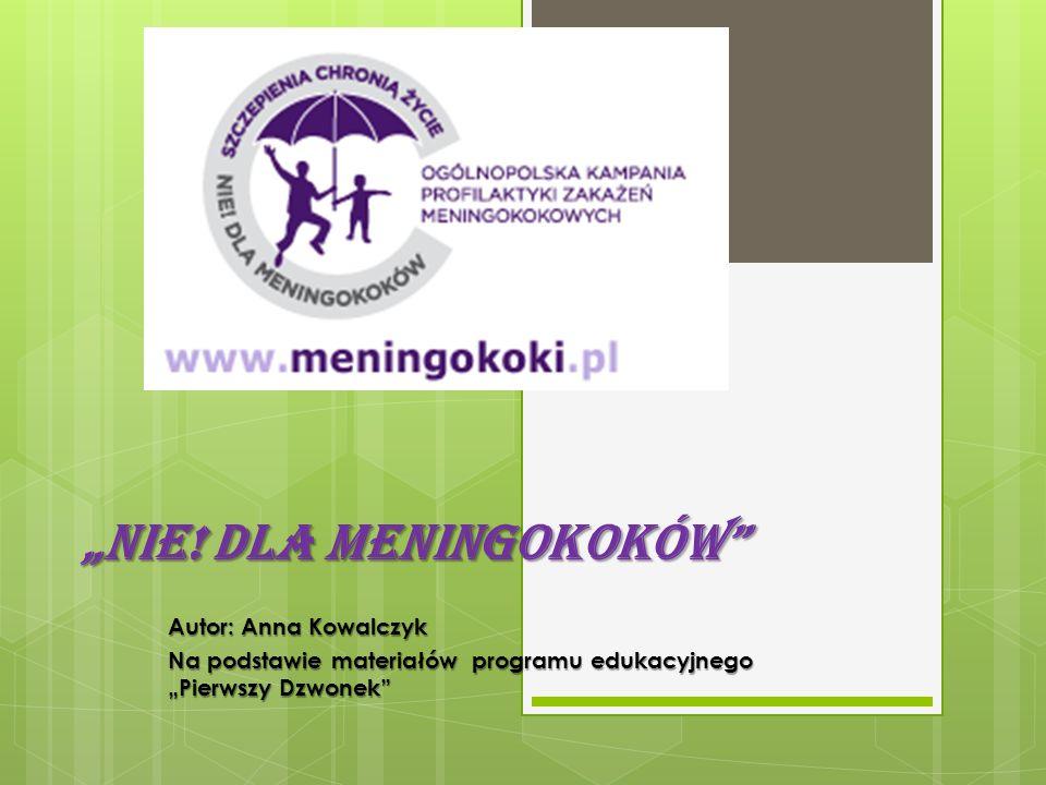 Groźne bakterie Groźne bakterie Meningokoki to groźne bakterie z rodzaju Neisseria meningitidis.