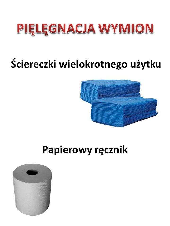 Ściereczki wielokrotnego użytku Papierowy ręcznik