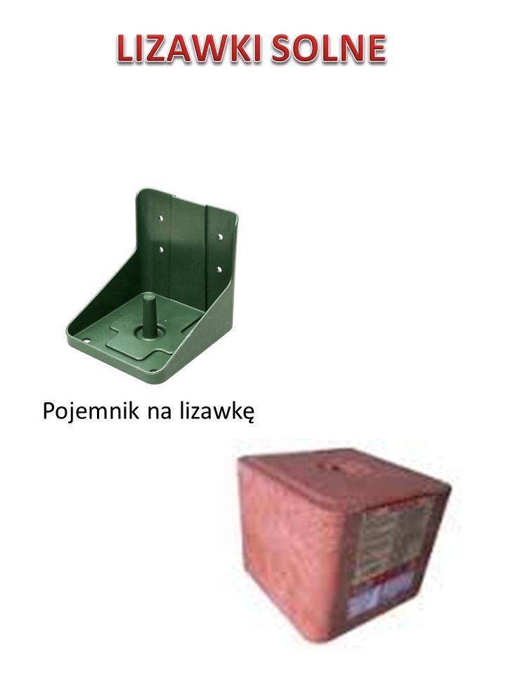 Pojemnik na lizawkę