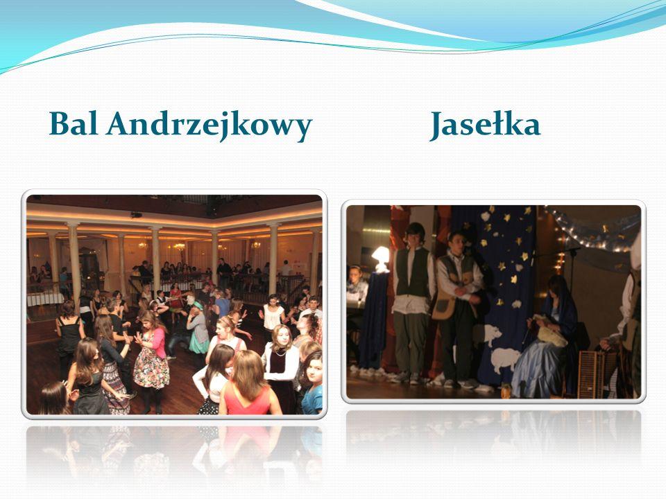 Bal AndrzejkowyJasełka