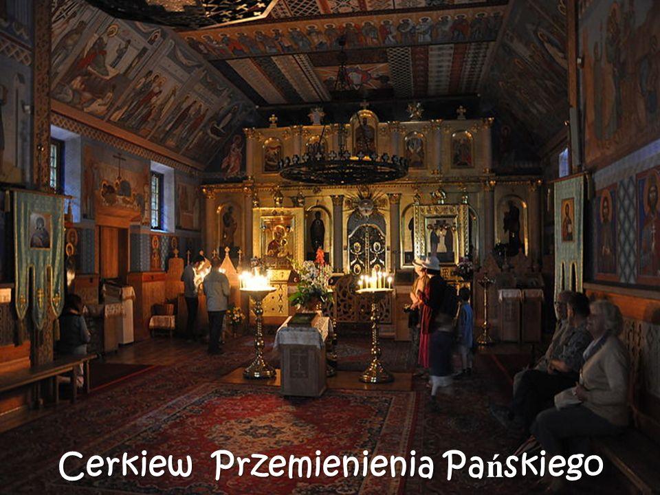 Cerkiew Przemienienia Pa ń skiego