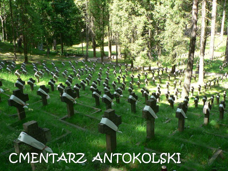 CMENTARZ ANTOKOLSKI