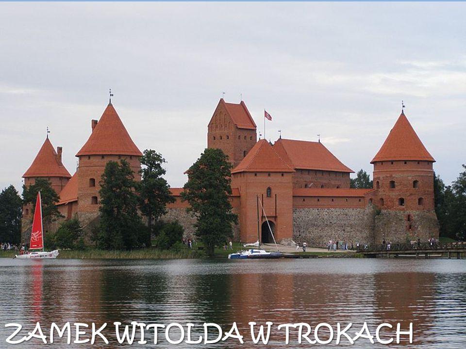 ZAMEK WITOLDA W TROKACH