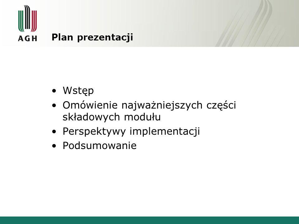 Wstęp Główne założenia projektu Cel projektu Podział pracy nad projektem