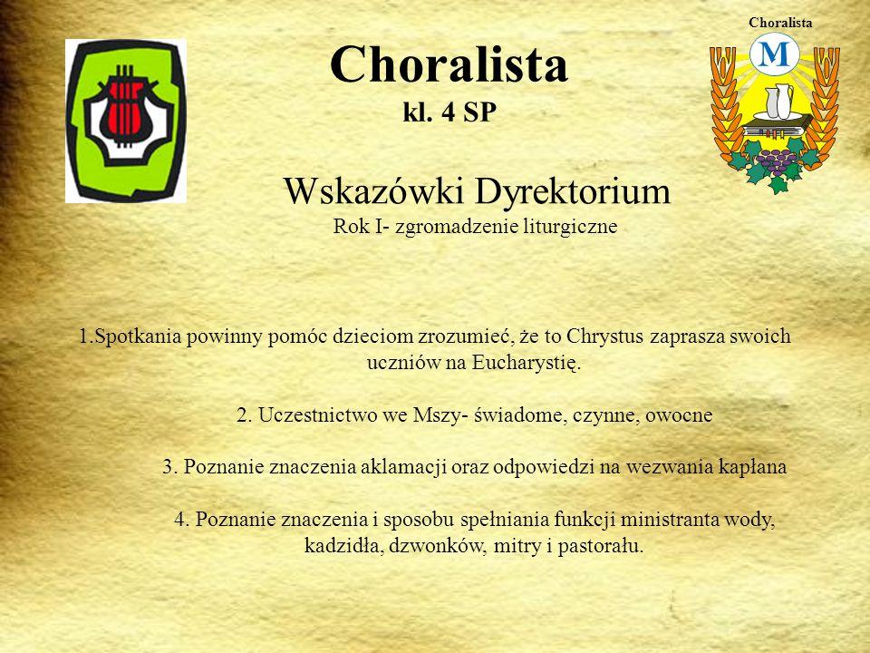 Choralista Choralista kl.