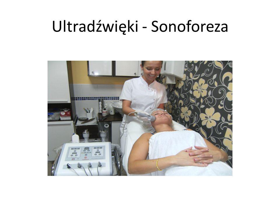 Ultradźwięki - Sonoforeza