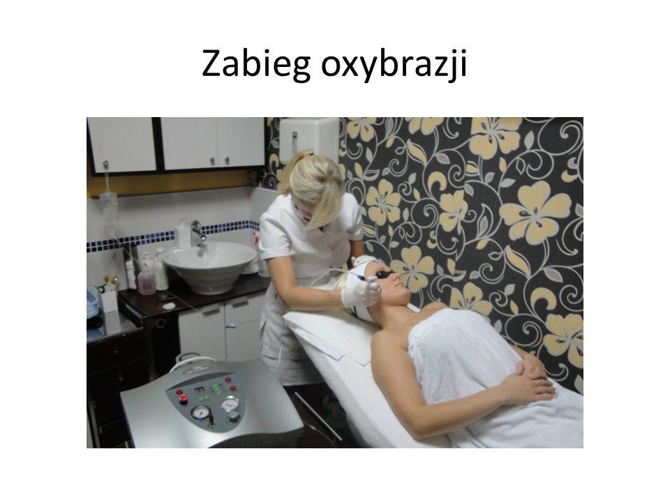 Zabieg oxybrazji