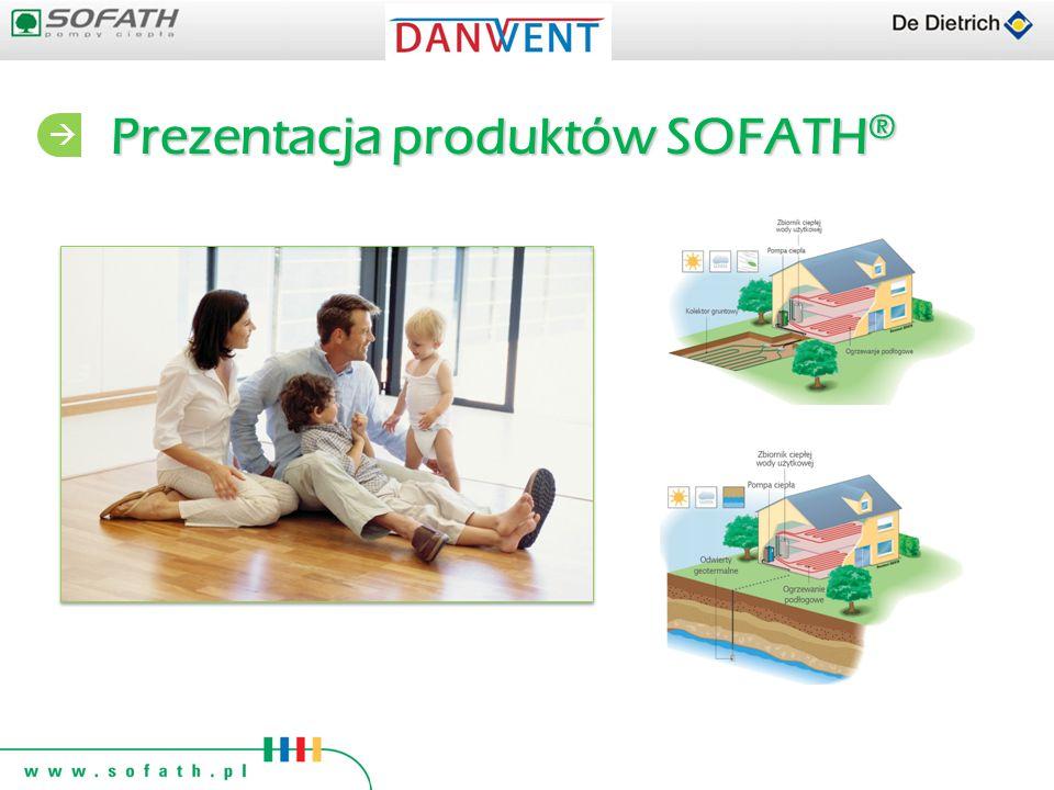 Prezentacja produktów SOFATH ®