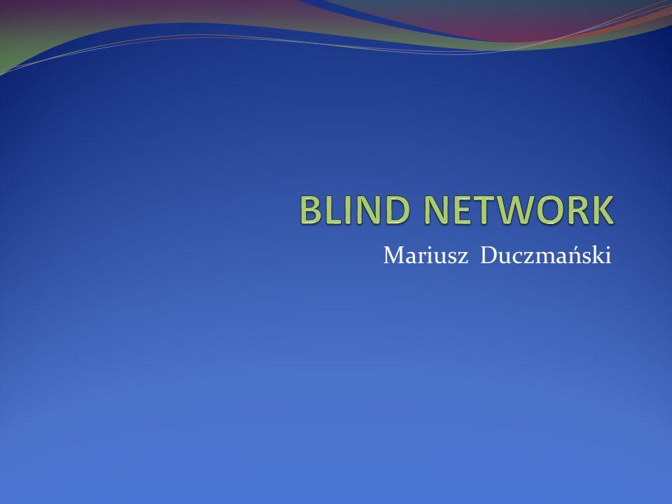 Sieć sprzedaje miejsce na stronach internetowych reklamodawcom Reklamodawcy płacą wyższą cenę za lepsze miejsca na stronach Nie każdy reklamodawca może sobie pozwolić na zakup najlepszych miejsc pod reklamę Każde nie wykorzystane miejsce jest zwane remnant inventory (pozostałym inwentarzem) Miejsca te są sprzedawane do sieci Blind network