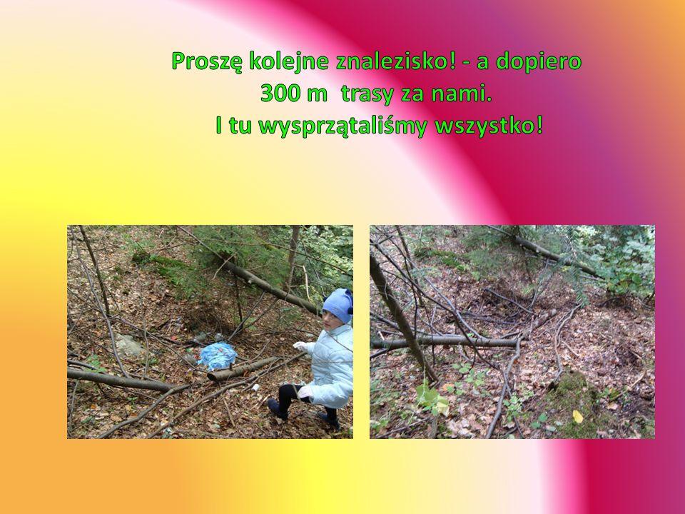 Czego to nie było w lesie !? Kolega znalazł pistolet a koleżanka dezodorant!