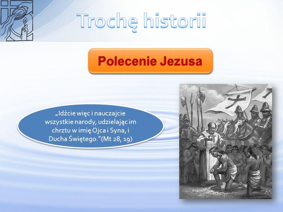 Chrystus w rozmowie z Nikodemem nazwał chrzest powtórnymi narodzinami.