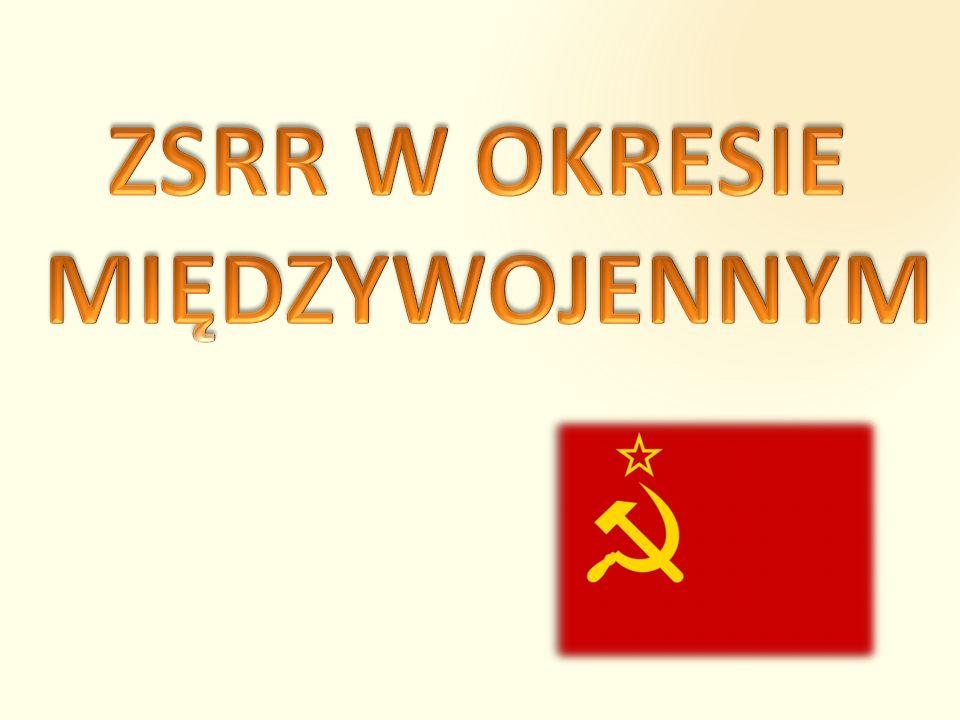 Związek Socjalistycznych Republik Radzieckich Lub: Związek Radziecki, Związek Sowiecki